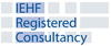 Institute of Ergonomics and Human Factors Registered Consultancy logo